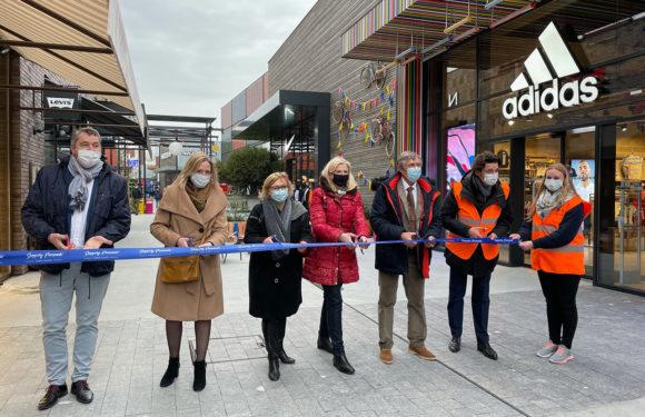 Ouverture de Shopping Promenade Coeur Alsace